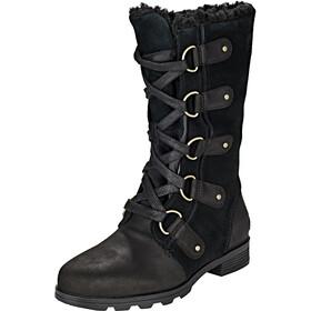 Sorel Emelie Lace Boots Women Black
